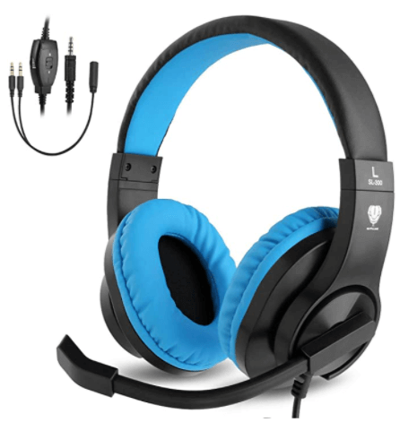 3. BlueFire Cascos Gaming PS4