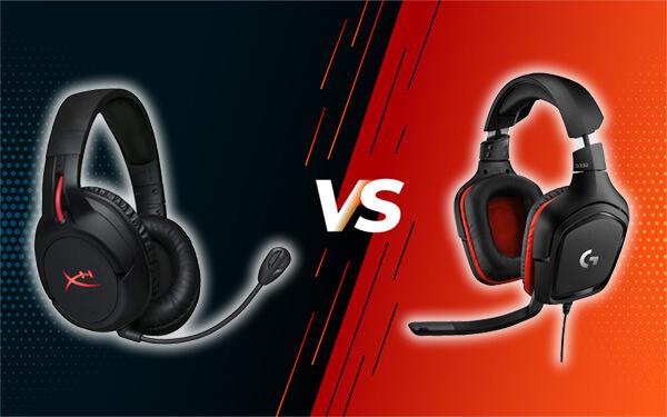 cascos gaming inalambricos vs con cable