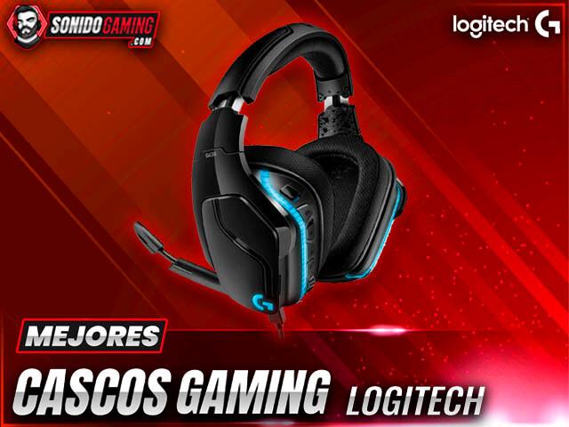 Mejores Cascos Gaming Logitech