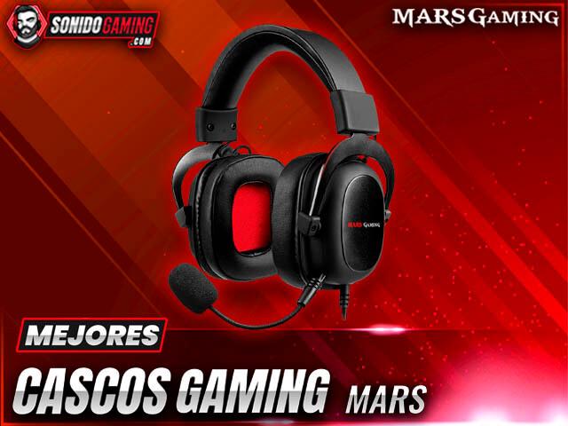 Mejores Cascos Gaming Mars
