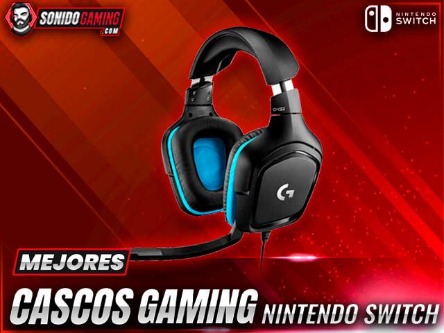 Mejores Cascos Gaming Nintendo Switch