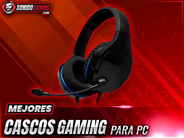 Mejores Cascos Gaming PC
