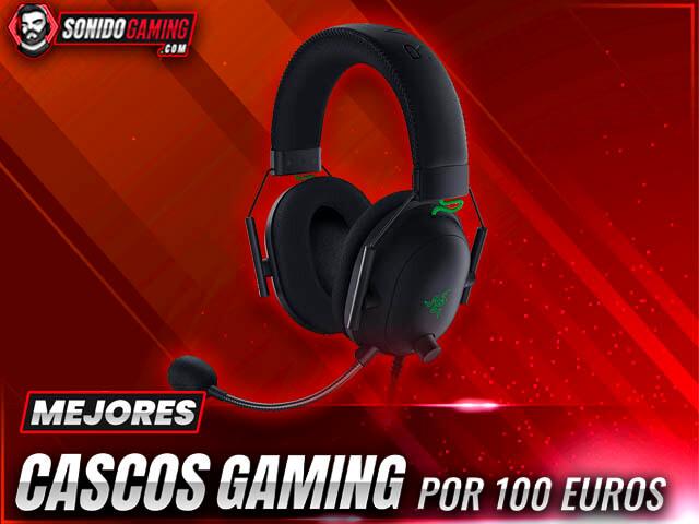 Mejores Cascos Gaming por 100 euros