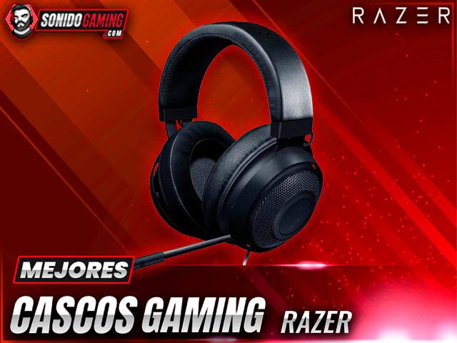 Mejores Cascos Gaming Razer