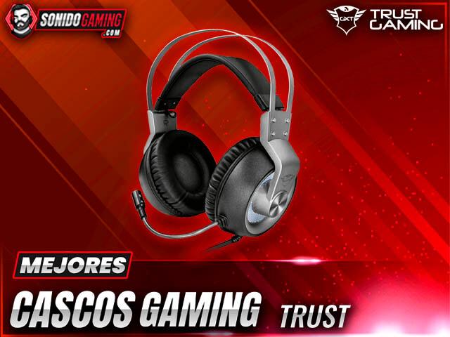 Mejores Cascos Gaming Trust