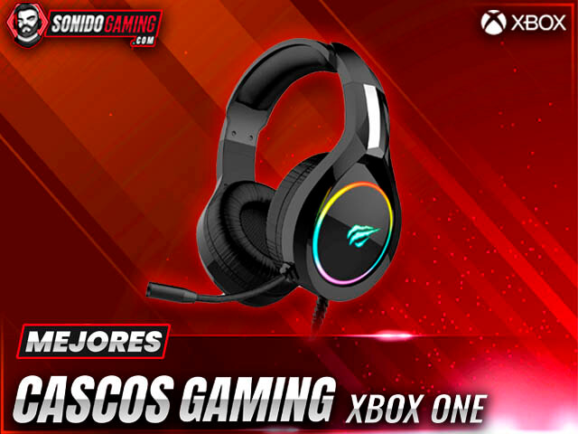 Mejores Cascos Gaming Xbox One